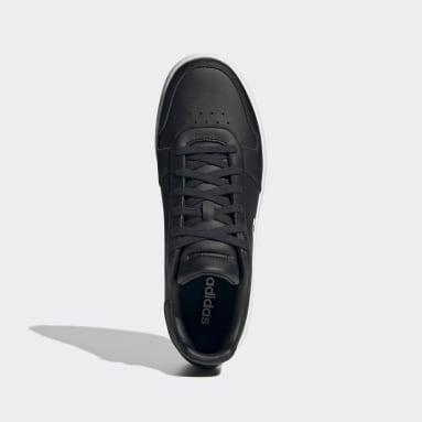 Zapatillas Hoops 2.0 Negro Hombre Diseño Deportivo