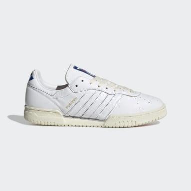 Chaussure Burnden SPZL blanc Originals