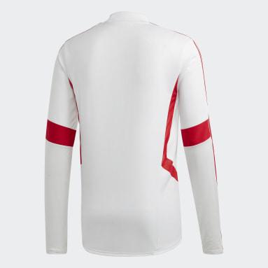 Maglia da allenamento Arsenal Bianco Uomo Calcio