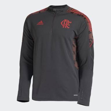 Moletom Treino CR Flamengo Multi Homem Futebol