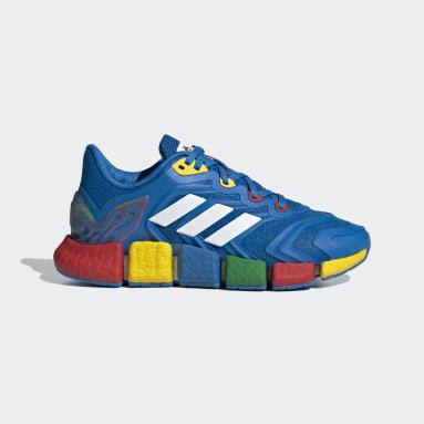 Barn Löpning Blå adidas Climacool Vento x LEGO® Running Shoes