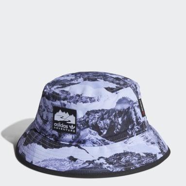 Originals Blauw adidas Adventure Boonie Hoedje