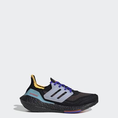 Ultraboost 21 Primeblue Boost Running Shoes Czerń