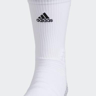Football White Creator 365 Crew Socks