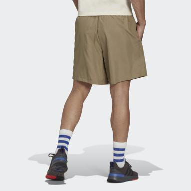 Pantalón corto Essentials Logo Woven Verde Hombre Sportswear
