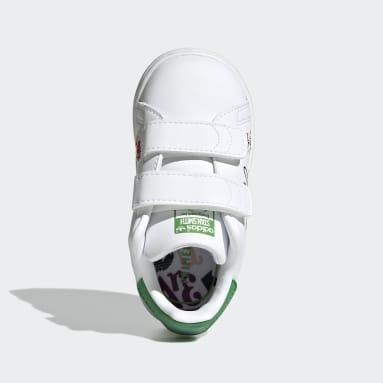 Girls Originals White Stan Smith Shoes