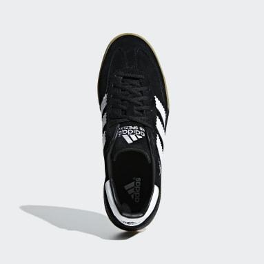 Table Tennis Black Handball Spezial Shoes