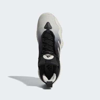 Basketball Grå Court Vision 3 sko