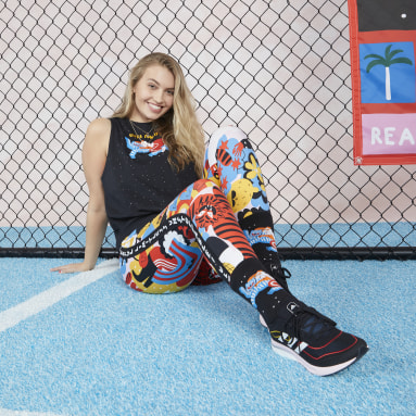 Women's Running Black Supernova Shoes