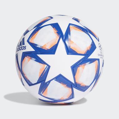 Ballon UCL Finale 20 League Blanc Football