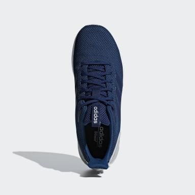 Tenis Questar Ride Azul Hombre Running