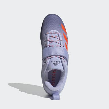 Sapatos de Halterofilismo Powerlift 4 Roxo Cross Training