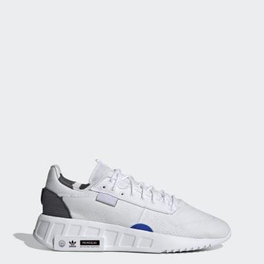 Chaussure Geodiver+ Primeblue Blanc Originals