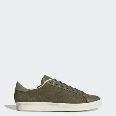 Originals Grøn Rod Laver Vin sko