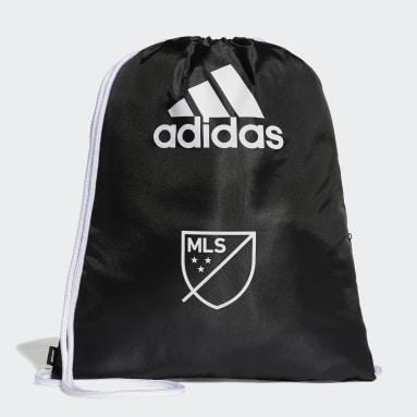 Soccer Black MLS Gym Sack