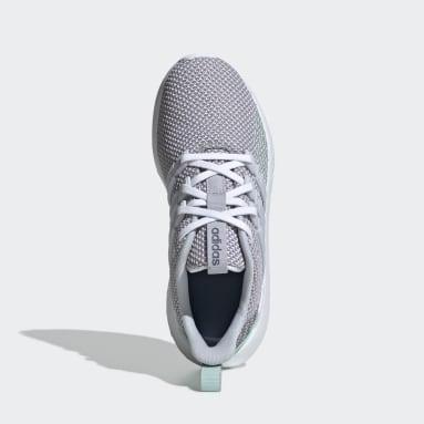 Kids Essentials White Questar Flow Shoes