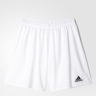 Pantalón corto Parma 16 Blanco Hombre Gimnasio Y Entrenamiento