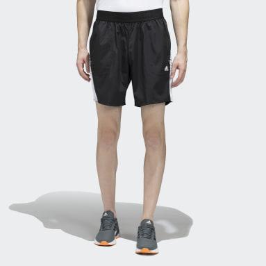 Men Training Black AT Shorts