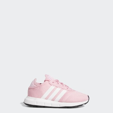 Children Originals Pink Swift Run X Shoes