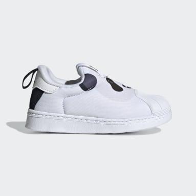 Chaussure Superstar360 Blanc Enfants Originals