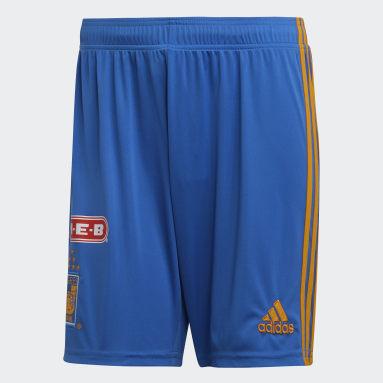 Shorts Visitante Tigres UANL Azul Hombre Fútbol