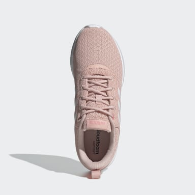 Women's Essentials Pink QT Racer 2.0 Shoes