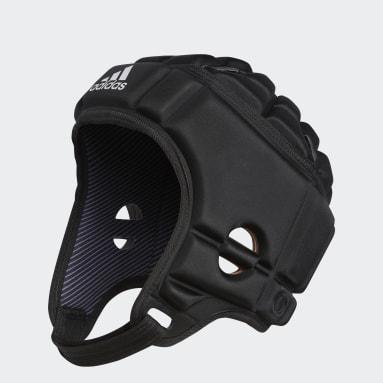 Football Black Force Soft Shell Helmet