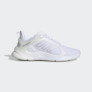 Women Running White Response Super 2.0 Shoes
