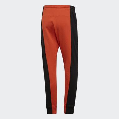 Pantalón R.Y.V. Naranja Hombre Originals