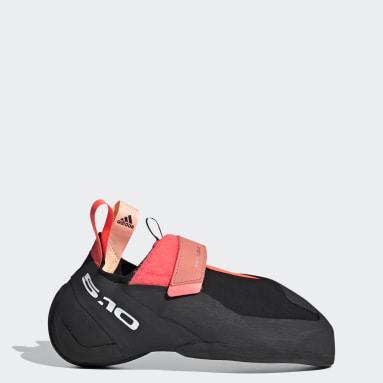 Men's Five Ten Pink Five Ten Hiangle Climbing Shoes