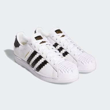 Originals adidas Superstar x LEGO Schuh Weiß