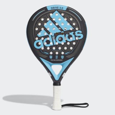 Padel-Tennis Drive 3.0 Padel-Schläger Schwarz