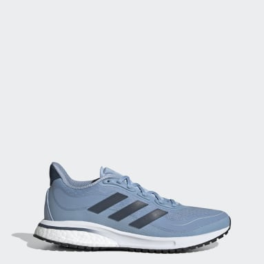Women's Running Blue Supernova COLD.RDY Shoes