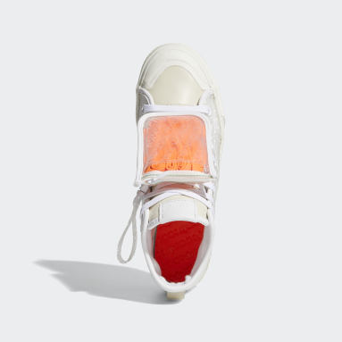 Scarpe Nizza 420 Hi RF Bianco Donna Originals