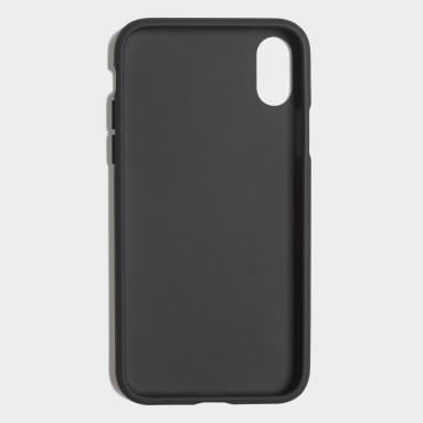 Coque Basic Logo iPhone X noir Originals