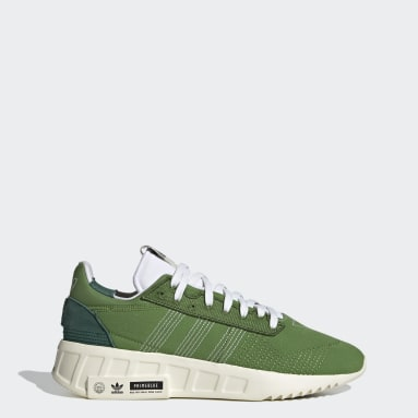 Chaussure Geodiver Primeblue Vert Originals