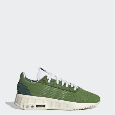 Zapatillas Geodiver Primeblue Verde Hombre Originals