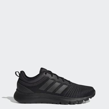 Running Black Fluidup Shoes