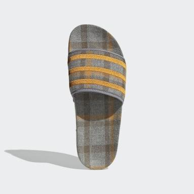 Originals Orange Adilette sandaler
