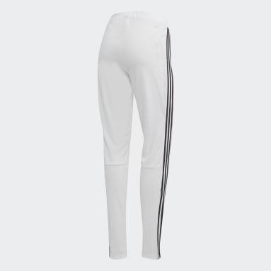 Tiro 19 Training Pants Bialy