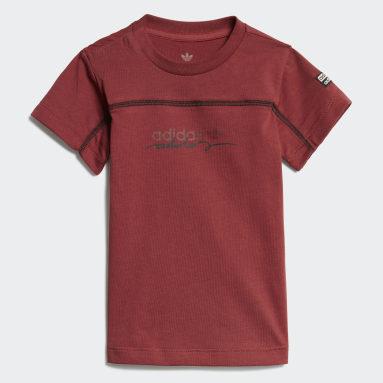 Kids Originals Red R.Y.V. T-Shirt