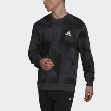 adidas Sportswear Graphic Genser Flerfarget