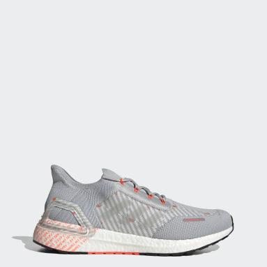Running Grey Ultraboost 20 City Light Shoes