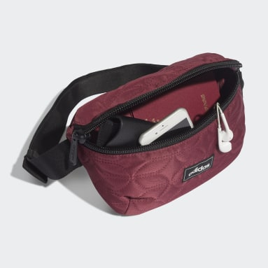 Bolsa de Cintura Tailored For Her Bordô Mulher Sportswear