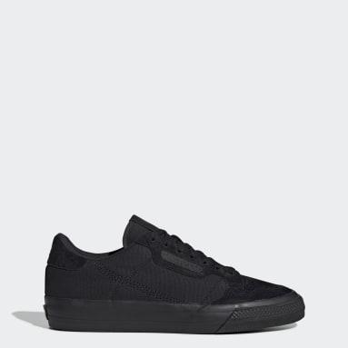Originals Zwart Continental Vulc Schoenen
