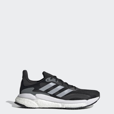 Sapatos SolarBoost 3 Preto Mulher Running