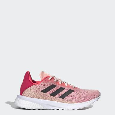 Women Running Orange Astrarun 2.0 Shoes