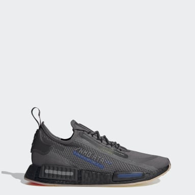 Men Originals Grey NMD_R1 Spectoo Shoes