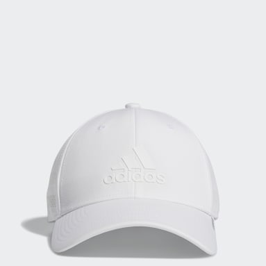 Men's Training White Gameday Stretch Fit Hat