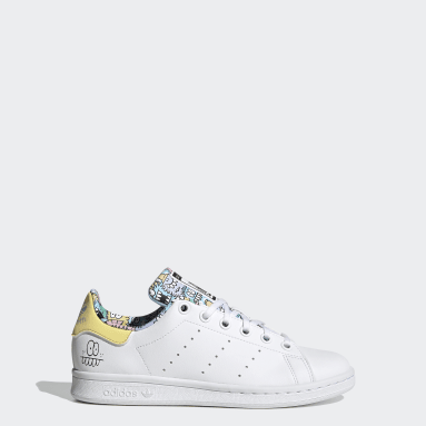Youth Originals White adidas x Kevin Lyons Stan Smith Shoes